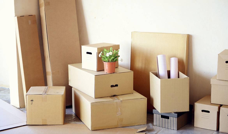 Gardez vos cartons après le déménagement