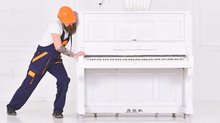 Faire déménager son piano par des professionnels, pourquoi ?